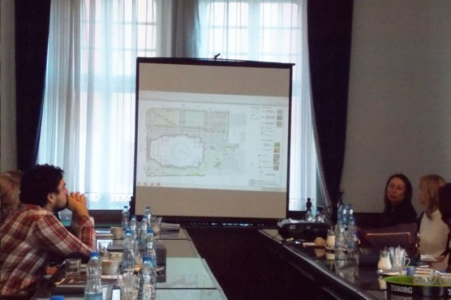 Održana prezentacija projektne dokumentacije za Sinagogu