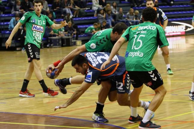 Rukometaši Spartaka završili takmičenje u Kupu Evropske rukometne federacije