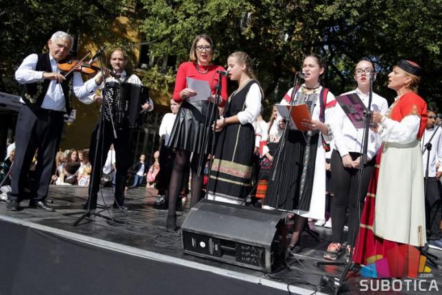 Dan demokratske kulture u centru grada