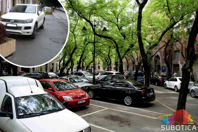 Bahato parkiranje odraz (ne)kulture, sankcionisanje daje delimične rezultate