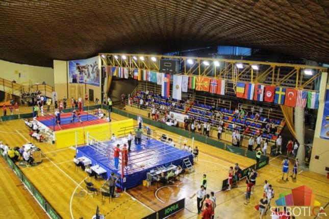 33. Vojvođanska zlatna rukavica od 8. do 12. jula u Hali sportova