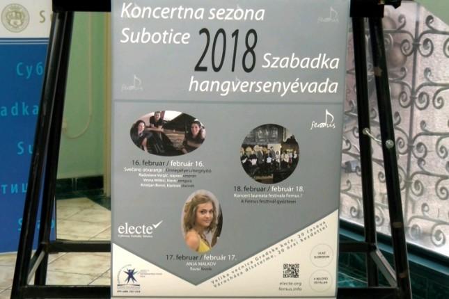 "Festival ""Femus"" od 16. do 18 . februara"