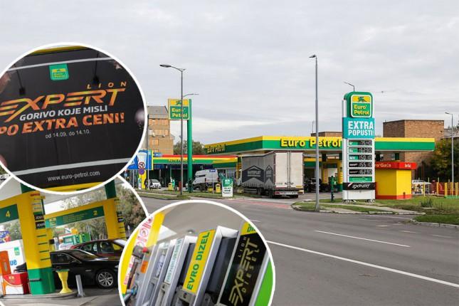 Prvi rođendan Lion Expert goriva na Euro Petrol pumpama