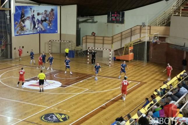 Rukometaši Spartaka savladali Crvenu zvezdu u prvoj utakmici četvrtfinala Kupa Srbije (26:20)