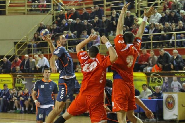 Rukomet: Spartak posle neizvesne završnice trijumfovao protiv Obilća