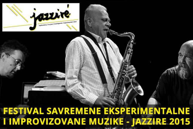 Sutra počinje 7. Jazzire festival