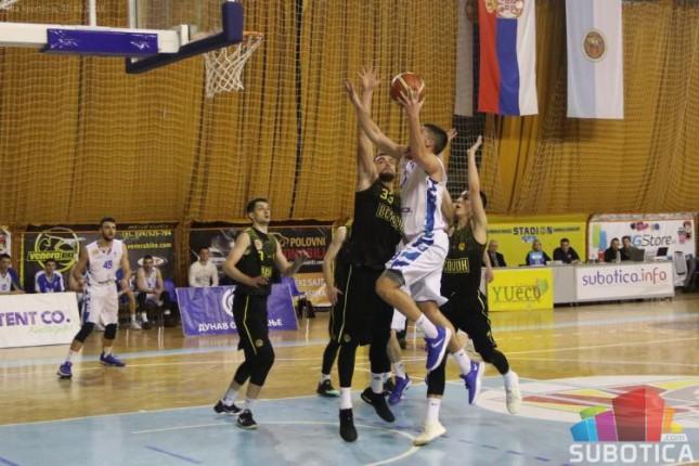 Košarka: Spartak savladao Beovuk (81:76)