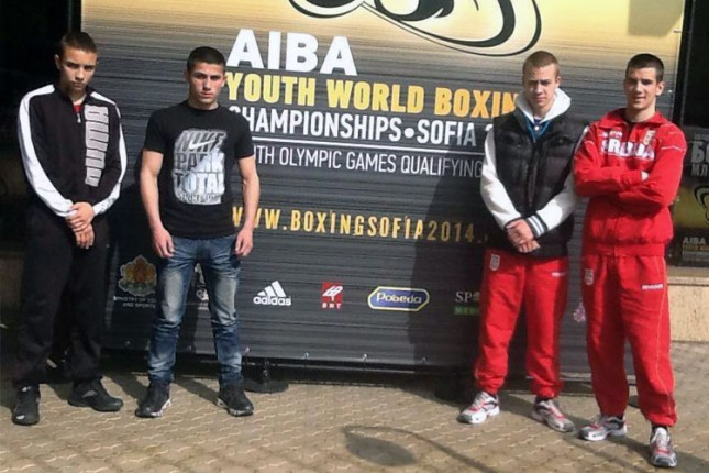 Bokseri Spartaka učestvovali na Svetskom juniorskom prvenstvu i Beogradskom pobedniku