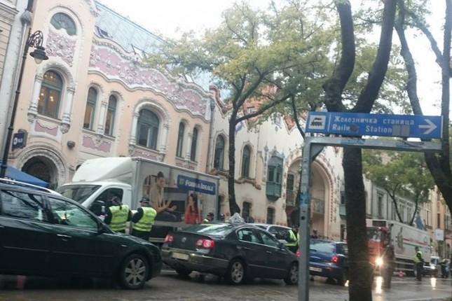 Saobraćajna policija u blic akciji kontrolisala vozače u Đure Đakovića