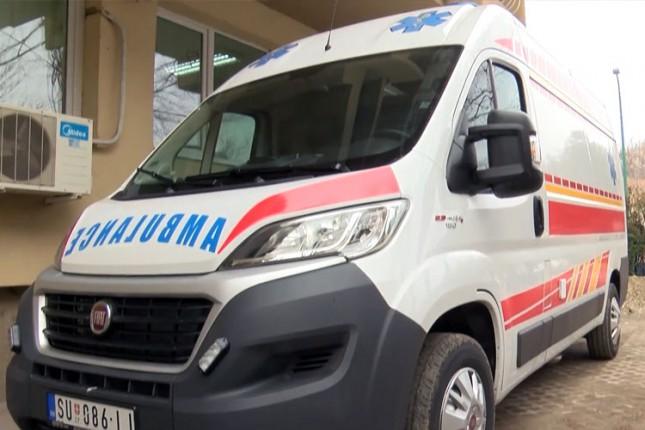 Gerontološki centar dobio novo sanitetsko vozilo
