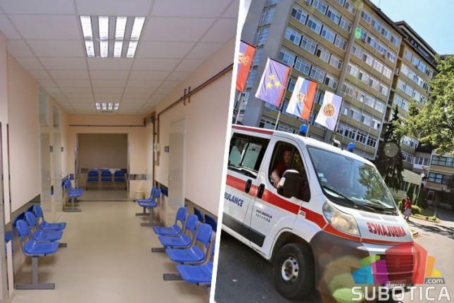 Zabrana poseta bolnici zbog sezonskog gripa