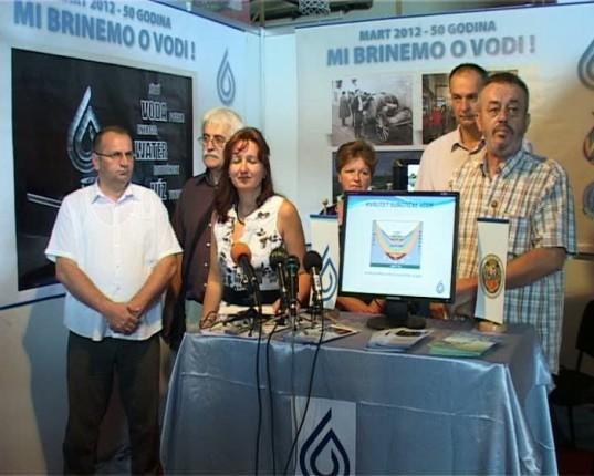 "JKP ""Vodovod i kanalizacija"" na sajmu predstavio svoje aktivnosti"
