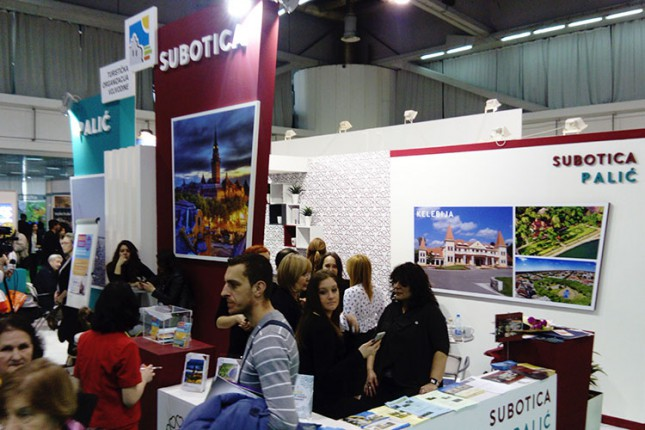 Subotica na 39. Međunarodnom sajmu turizma