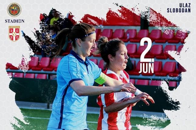 """Fudbal: """"Golubice"""" u nedelju u finalu Kupa dočekuju Crvenu zvezdu"""