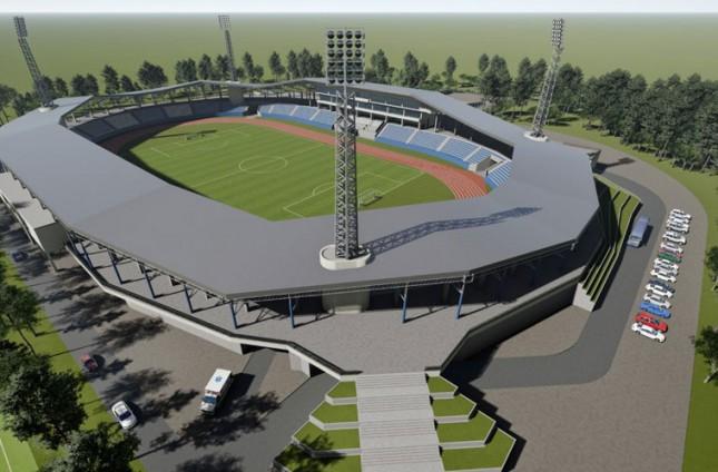 Plan uređenja Gradskog stadiona spreman za usvajanje, početak radova na proleće