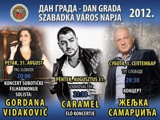 Bogat program za proslavu Dana grada
