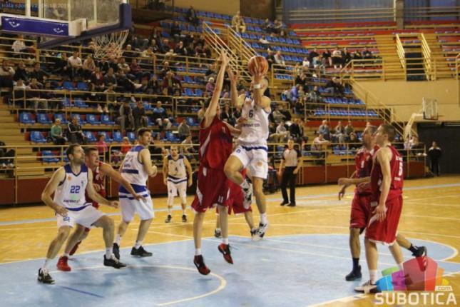 Košarka: Spartak otvorio sezonu pobedom nad Svetim Đorđem (72:58)