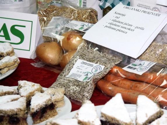 Organski obroci u Gerontološkom centru Subotice