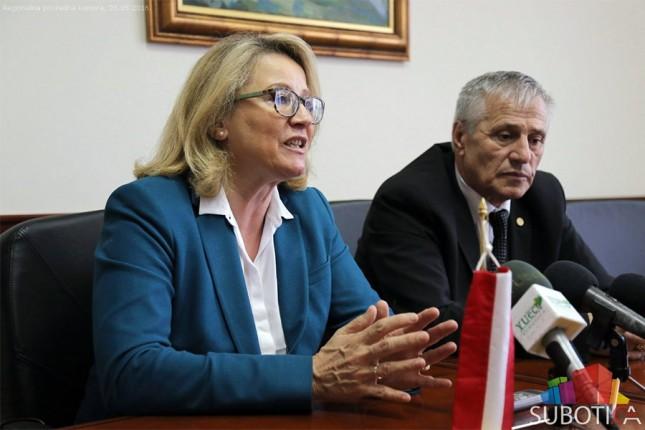 Poseta predstavnika Ambasade Austrije RPK Subotica