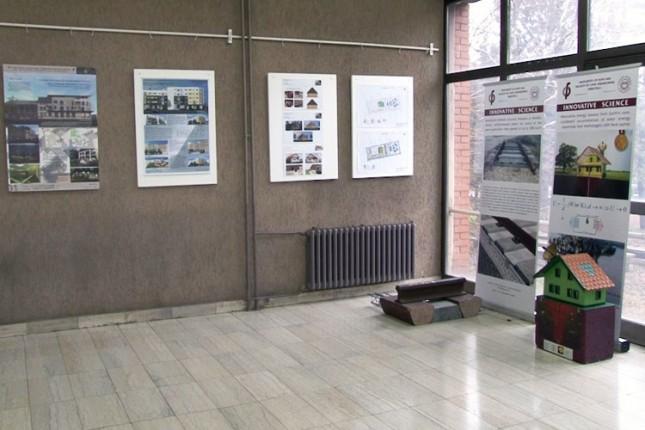 Treća izložba studentskih radova na Građevinskom fakultetu