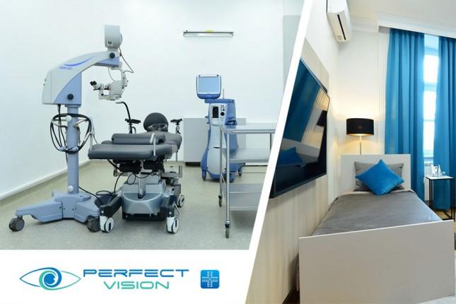 """Zavirite u novi prostor Centra za lasersku hirurgiju oka """"Perfect Vision"""""""
