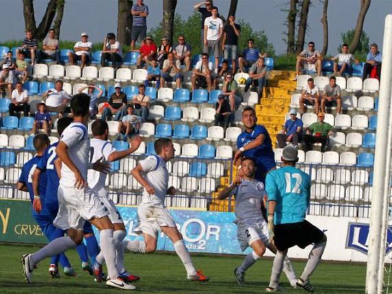 """FK """"Spartak Zlatibor voda"""" odigrao nerešeno sa Hajdukom"""