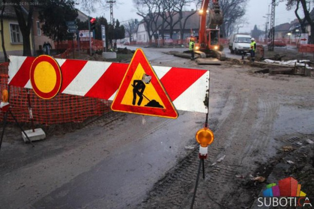 Kelebijski put od sutra ponovo otvoren za saobraćaj