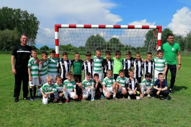 Fudbal: Subotica U8 osvojila drugo mesto u Apatinu