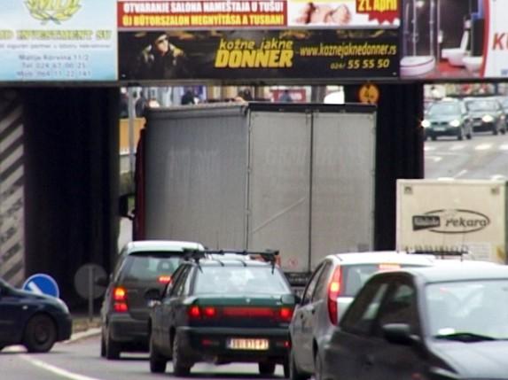 Od 01. decembra bez kamiona u centru grada
