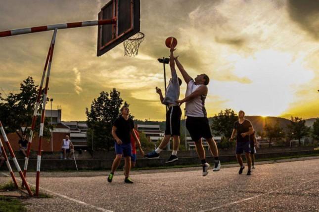 Basket 3 na 3 u subotu na Trgu