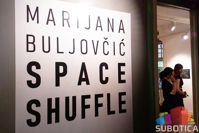 """Space shuffle week"" u Savremenoj galeriji Subotica"
