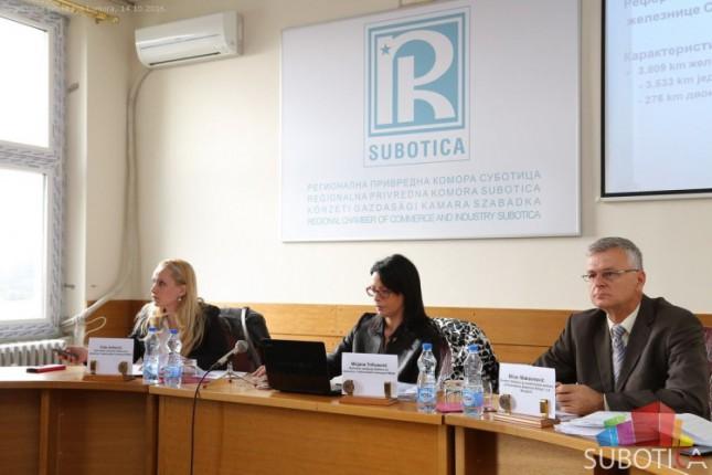 Održana javna rasprava o železničkoj infrastrukturi