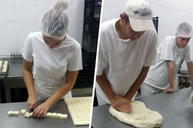 Miris hleba i prve zarade