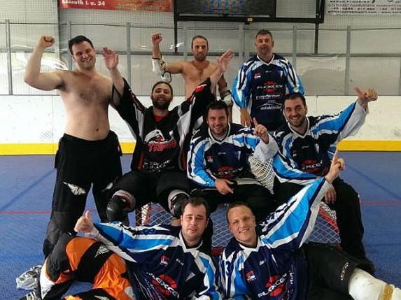 Trofej za inline hokejaše Spartaka na turniru u Mađarskoj