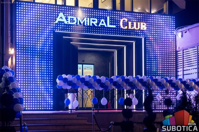 """Admiral"" u novom ruhu i na novom mestu"