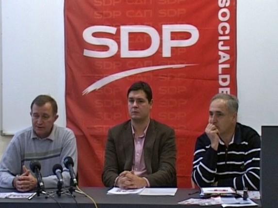 """Socijaldemokratska partija: """"Kako Dom kulture na izborima?"""""""