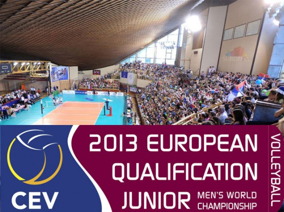 Subotica domaćin odbojkaškog juniorskog kvalifikacionog turnira