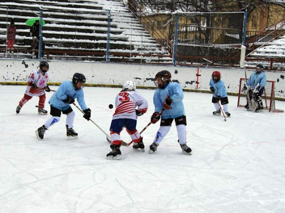 "Održan ""Spartans 2014"" - IV međunarodni turnir u hokeju na ledu"