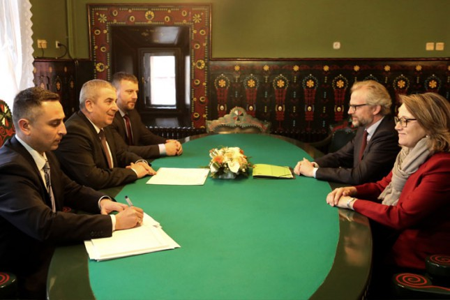Ambasador Austrije posetio Suboticu