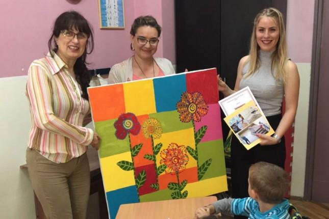 """Humanitarne akcije za decu OiSŠ """"Žarko Zrenjanin"""""""