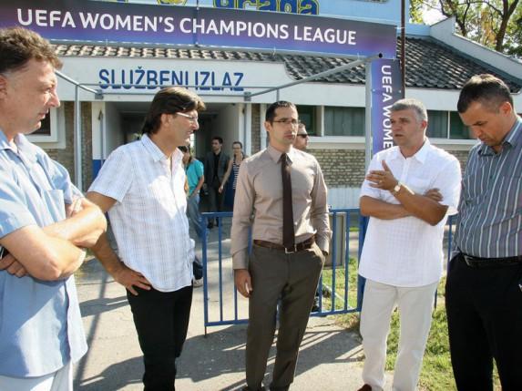 Zajedničkim snagama za moderniji i sigurniji Gradski stadion