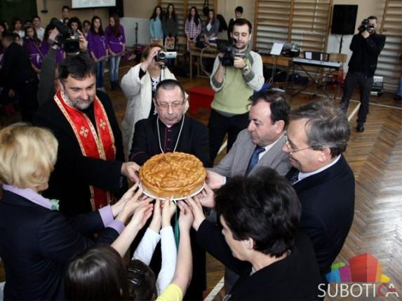 """Obeležena školska slava """"Sveti Sava"""""""