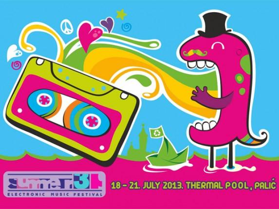 Satnica 11. Summer3p festivala