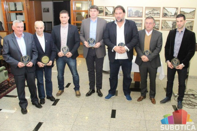 Dodeljena priznanja za najbolje trenere