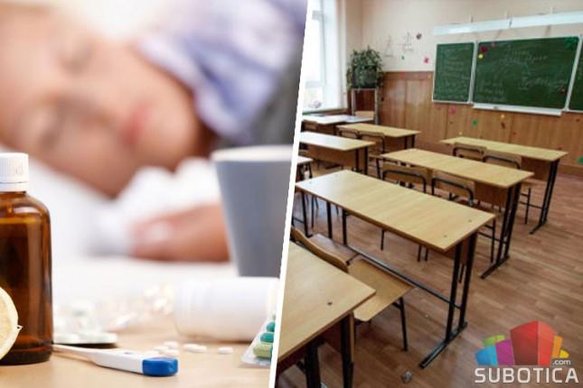 Škole i vrtići neće raditi do 21. februara