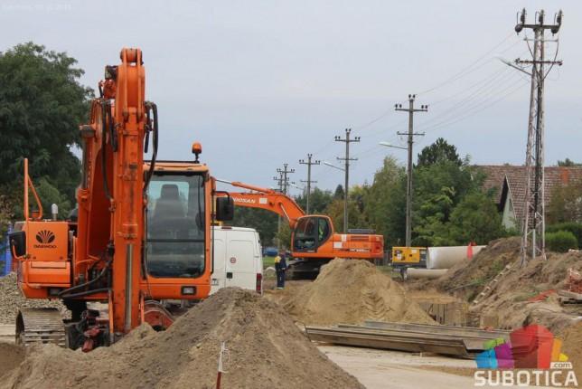 Zašto izgradnja kanalizacije teče sporo?