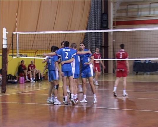 Odbojkaši Spartaka treći na turniru u Austriji