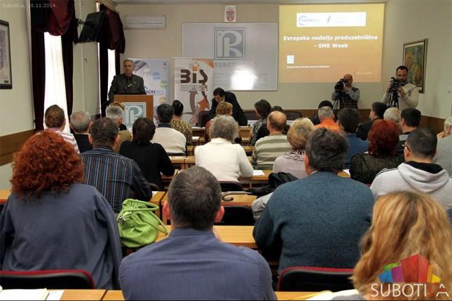 Evropska nedelja preduzetništva i u Subotici