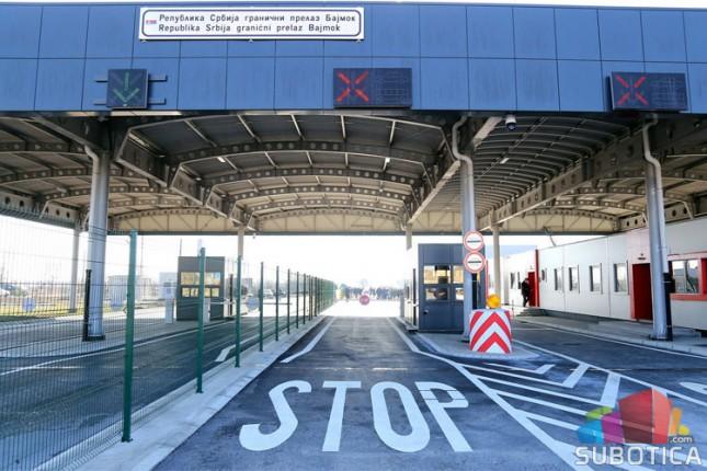 Otvoren rekonstruisani granični prelaz Bajmok-Bačalmaš