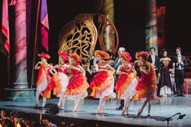 Mađarska državna opera za vikend u Hali sportova